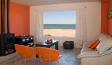 Complejo 6 unidades mas restaurante con vista plena al mar